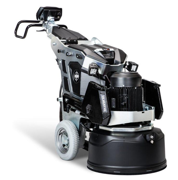 Maskine til epoxy gulve