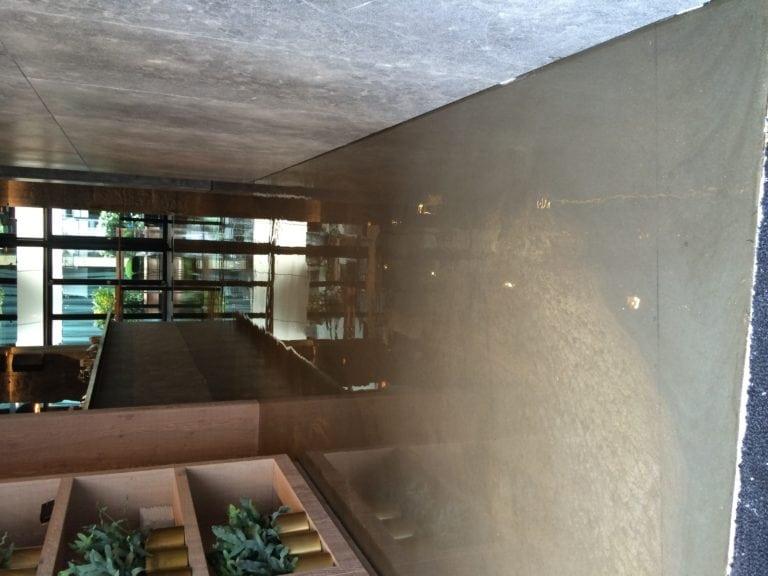 Design gulve, indgang til forretningen